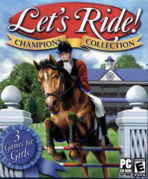 Let's Ride Champions Collection