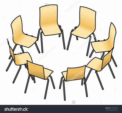 Circle Clipart Chair Chairs Therapy Clip Eight