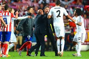 Xabi Alonso, Diego Simeone Charged After Champions League ...