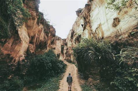 bukit kapur arosbaya surga tersembunyi  madura