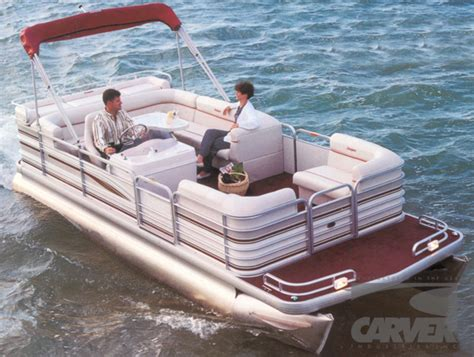Crest Pontoon Boat Snap On Covers by Pontoon Boat Covers Carver Covers