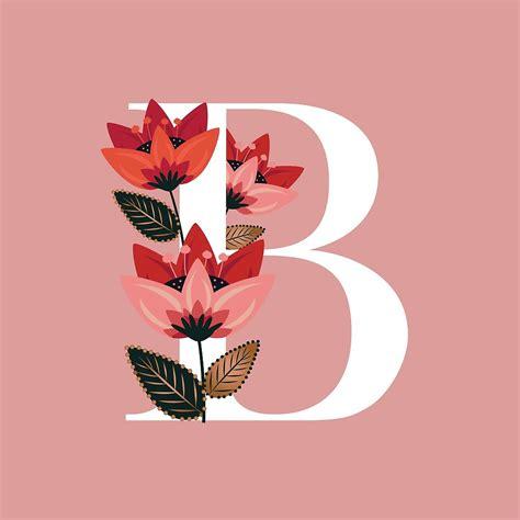 venice floral monogram   werlangpaper redbubble