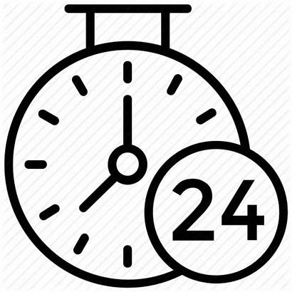 Icon Convenience Any Clock Vectorified Getdrawings
