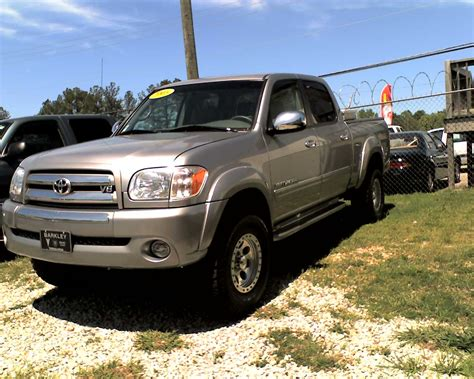 2005 Toyota Tundra Specs by 05uadc 2005 Toyota Tundra Cabsr5 4d 6 1 4 Ft