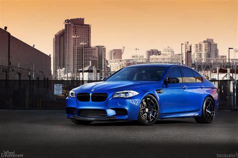 blue marble bmw    hre  wheels autoevolution