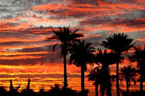 sunset  yuma arizona ted schredd flickr