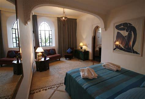 marocain la chambre riad chergui marrakech