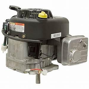 12 5 Hp Briggs  U0026 Stratton I  C Vertical Engine