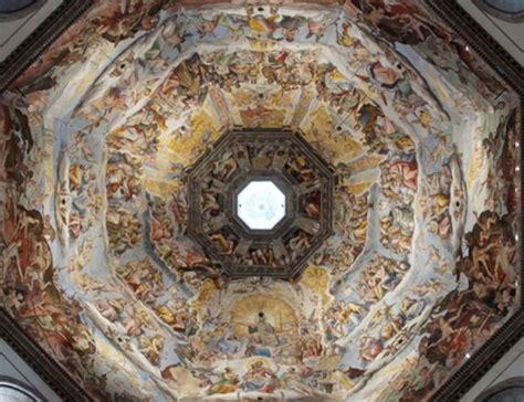 cupola duomo di firenze gli affreschi della cupola di santa fiore un