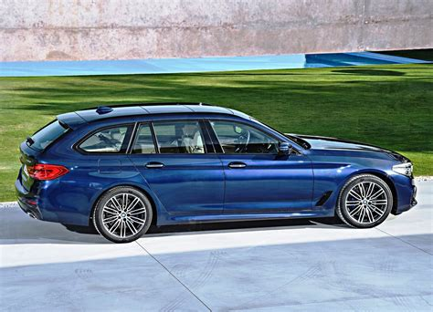 Bmw 5 Series Touring 2019 by 2019 Bmw 5 Series Touring Trunk Space New Suv Price