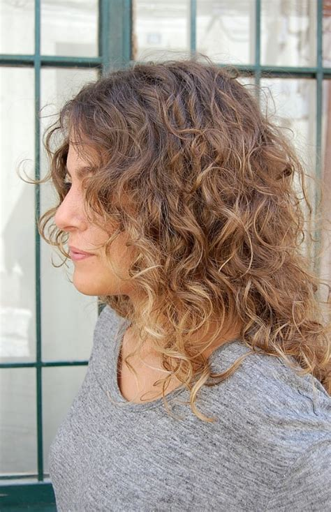 Hairstyles For Curly Hair For by Curly Ombre Hair For 2013 Hairstyles