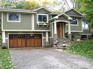 beautiful split level houses blue gray bi level search for the home
