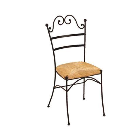 chaise en fer forge achat de chaises en fer forgé 4 pieds