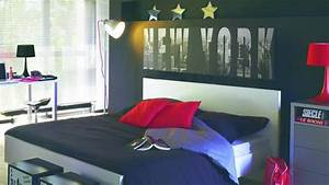 m6 deco chambre ado new york With chambre deco new york ado