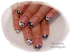 Nail art design korean