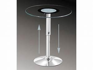Tv Glastisch Mit Rollen : glastisch rund h henverstellbar beistelltisch 60 cm klarglas esg ~ Bigdaddyawards.com Haus und Dekorationen