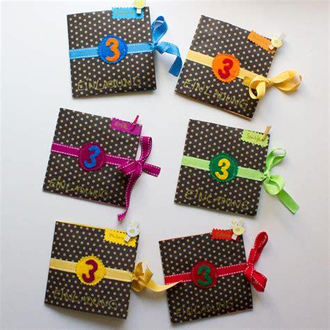 diy anleitung einladungen zum kindergeburtstag selber basteln kreativlabor berlin
