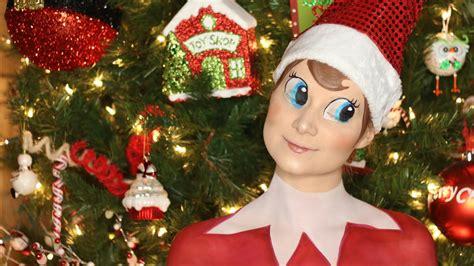Elf On The Shelf Makeup Tutorial..?