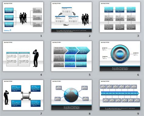 powerpoint  learning templates  rapid