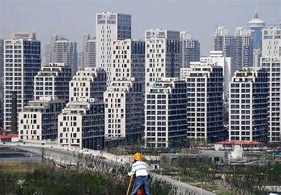 Shanghai Housing Sales China Rise Cities Tier