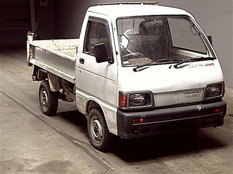 Daihatsu Trucks by Daihatsu Hijet Truck 1991 Used For Sale