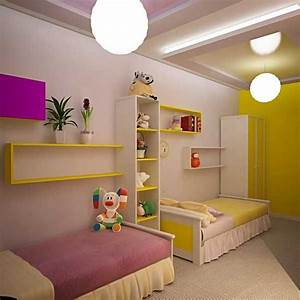 Kids Room Decorating Ideas for Young Boy and Girl Sharing ...