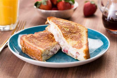 Best Strawberry Cheesecake Stuffed French Toast Recipe How