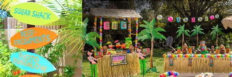 hawaii theme party planner hawaii theme party ideas