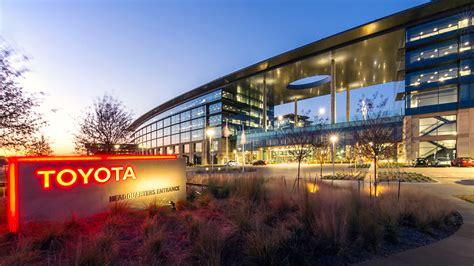 toyota north american headquarters