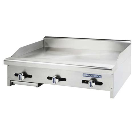 Countertop Griddle Gas by Turbo Air Tamg 36 Radiance 36 In Countertop Gas