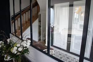 verriere d39interieur atelier d39artiste With salle de bain design avec fausse fenetre décoration intérieure