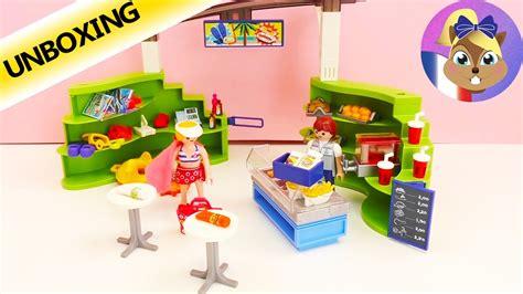 Playmobil Shop  Bar à Snacks Playmobil Summer Fun