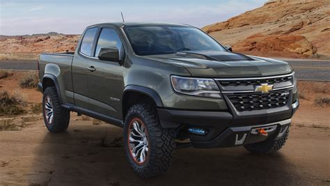 Chevrolet Colorado Picture by 2014 Chevrolet Colorado Zr2 Concept Top Speed