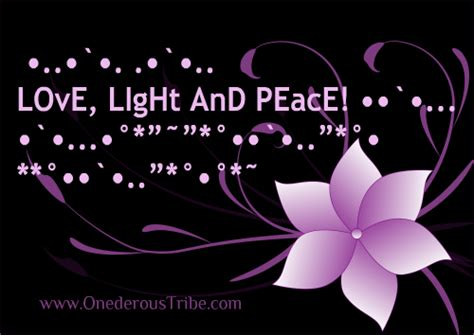 love and light quotes image gallery love peace and light