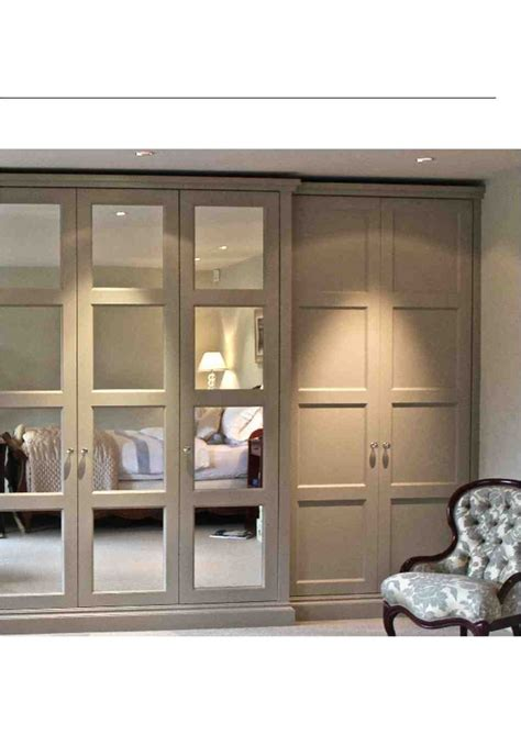 Bedroom Wardrobe Fronts by 25 Best Ideas About Fitted Wardrobes On