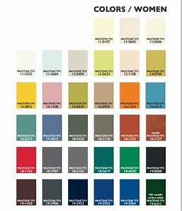 Tpx Colour Chart Pantone Color Chart For 2014 2015