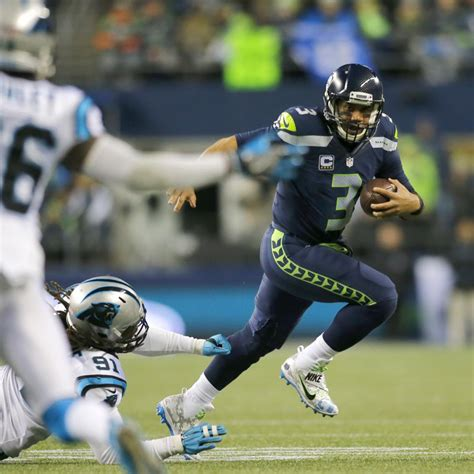 panthers  seahawks score  twitter reaction