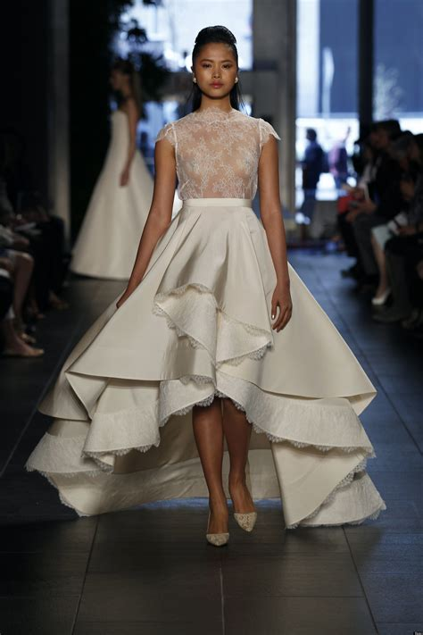 Sexy Wedding Dresses From Designers Springsummer 2014 Collections Photos Huffpost