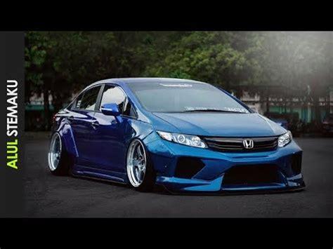Modifikasi Honda Civic by Modifikasi Honda Civic Mirip Lamborghini Keren