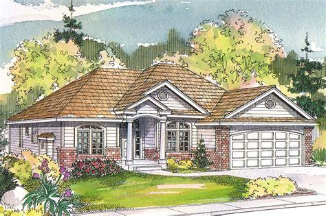 Ranch House Plans  Marlowe 30362  Associated Designs