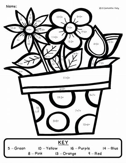 Coloring Pages 7th Graders Grade Third Printable