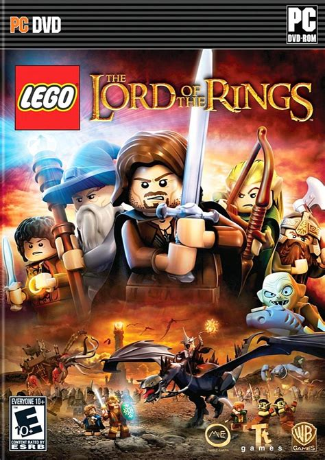 Lego The Lord Of The Rings Pc Ign