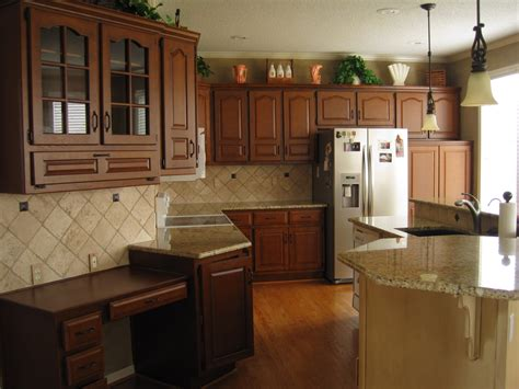 furniture appliances stylish restaining oak cabinets