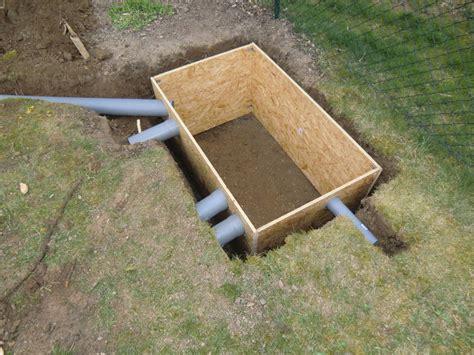 Wie Baue Ich Einen Pool by Wie Baue Ich Einen Pool Garten Pool Selbst Gebaut Beste