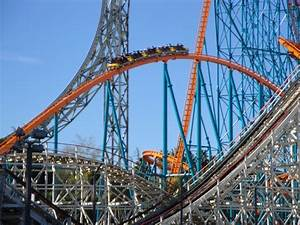 Goliath (Six Flags Magic Mountain) Review - Incrediblecoasters
