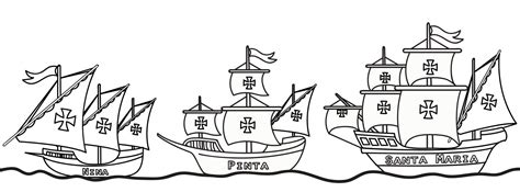 Christopher Columbus Coloring Pages Printable by Columbus Day Coloring Pages Best Coloring Pages For