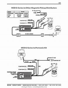 Msd Digital  Pn 6425 Wiring Diagram Professional Saving  Ready To  Msd Distributor Wiring