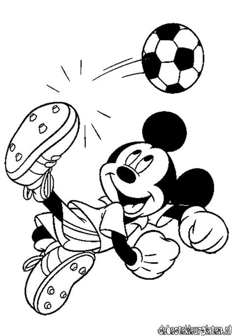 Kleurplaat Mickey Mouse Zomer by Mickeymouse16 De Beste Kleurplaten