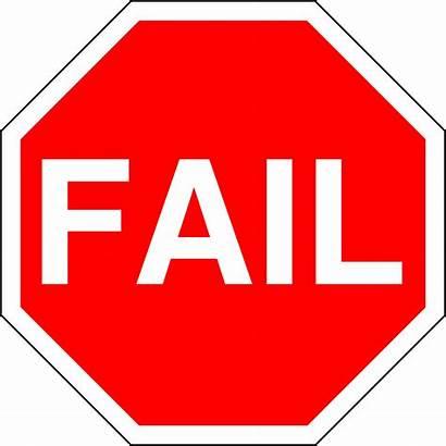 Fail Signs Failure Crash Storage Times 2008
