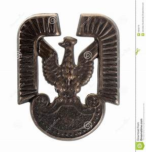 Metal Eagle - Military Symbol Stock Photo - Image: 19532770